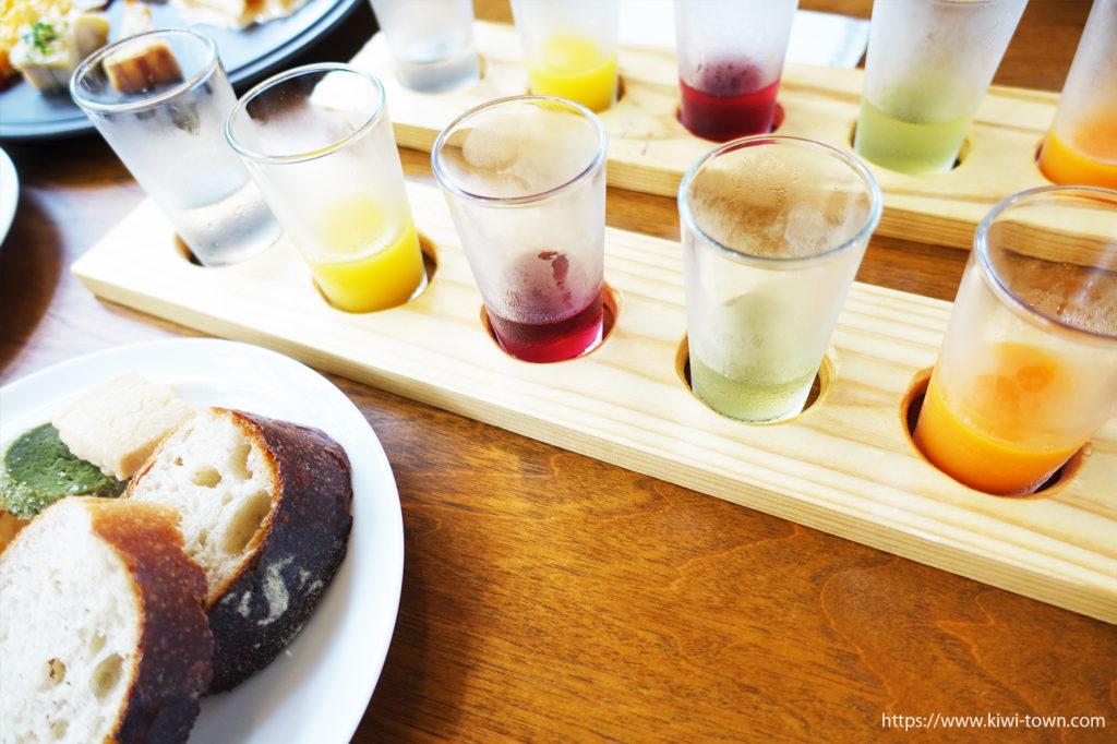 箱根を味わう「WOOD SIDE RESTAURANT」朝食編