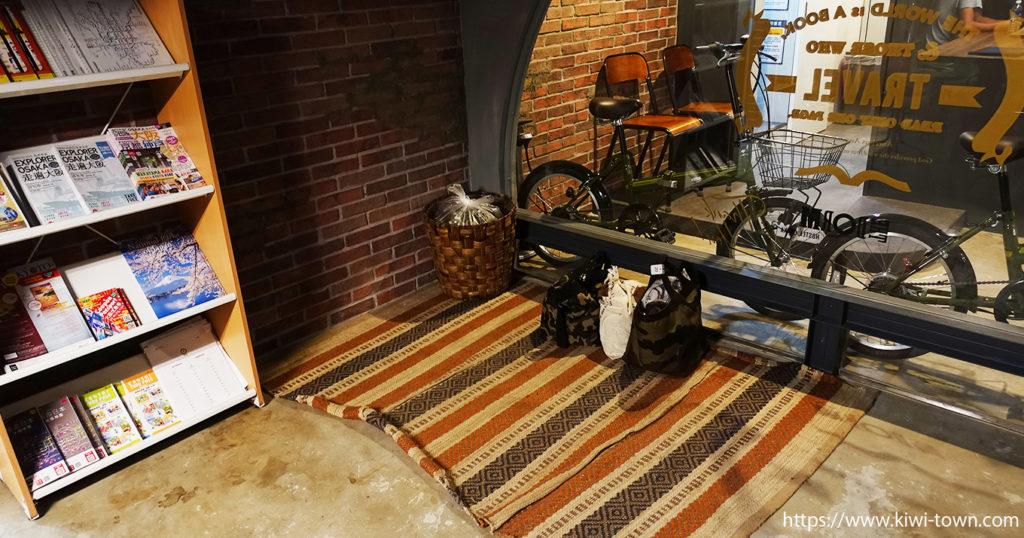 THE DORM HOSTEL はインテリアもかわいい癒やし空間です