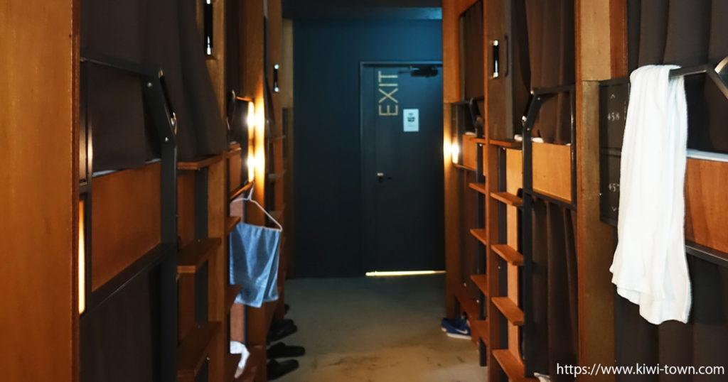 「THE DORM HOSTEL OSAKA」 は王道のホステルです!!