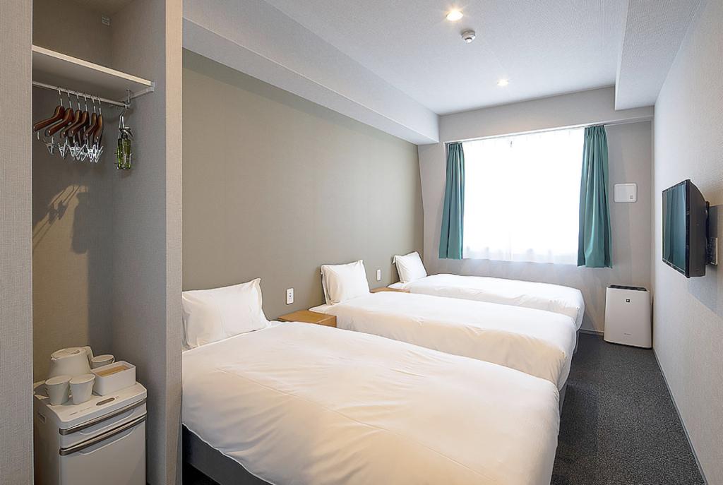 IMANO OSAKA AHINSAIBASHI HOSTELの客室を全部ご紹介します!!