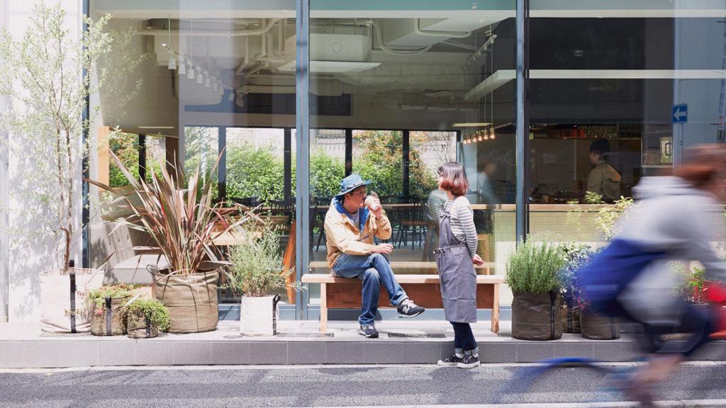 UDS株式会社のカフェ-【NODE UEHARA】