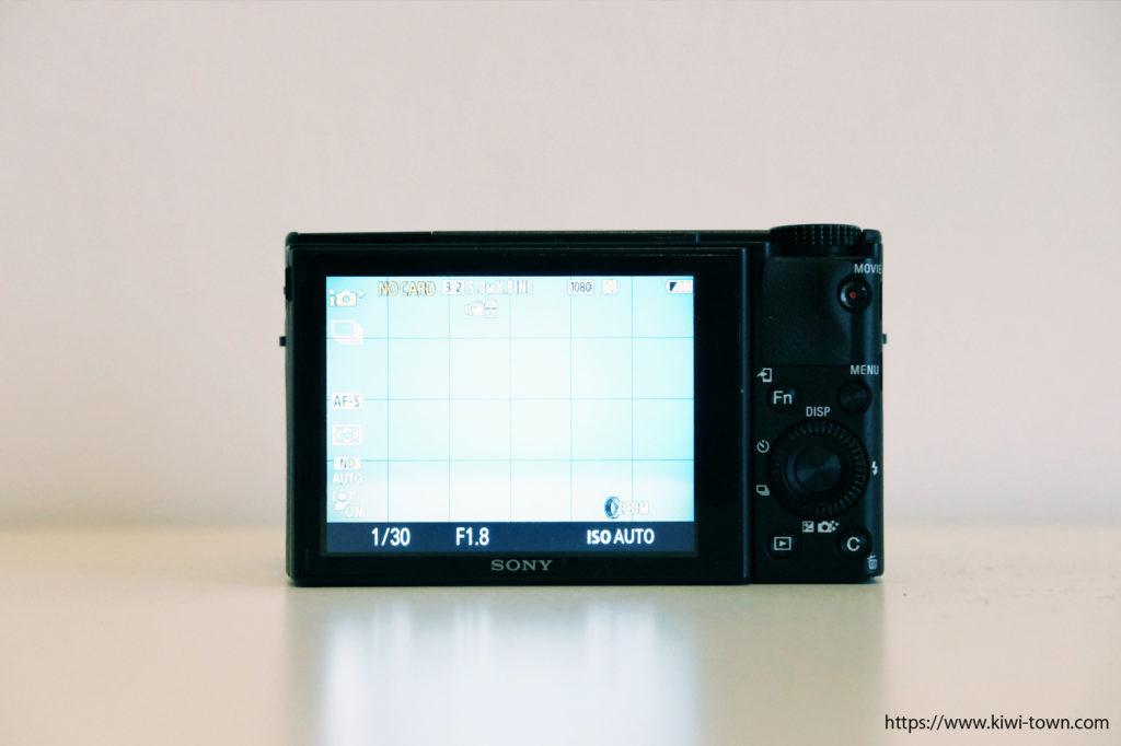 「DSC-RX100M3」を使って撮影してみた