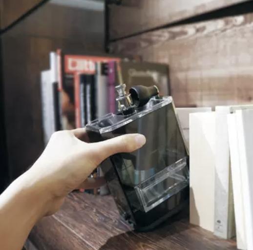 HARIOのオススメ手動コーヒーミル⑤【クリアコーヒーグラインダー】の口コミ