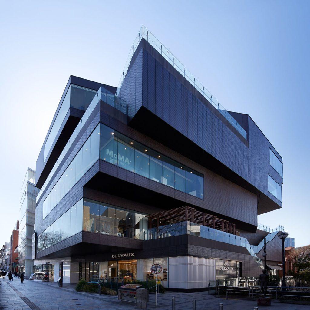 東京のおすすめ建築:GYRE- MVRDV設計