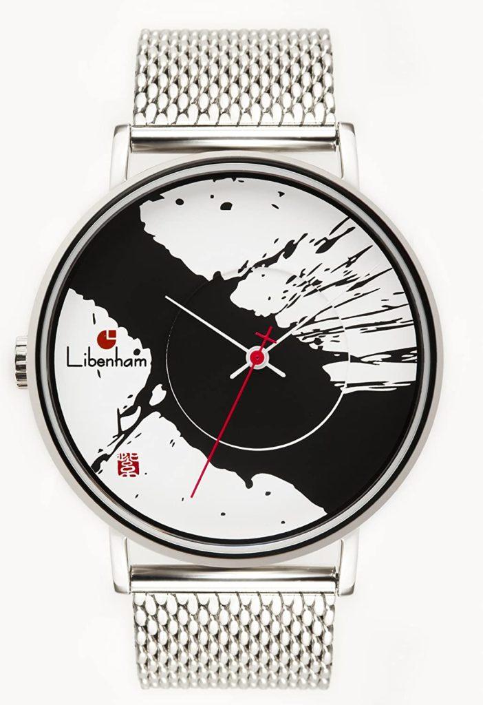 紫舟デザインの【Libenham 腕時計】