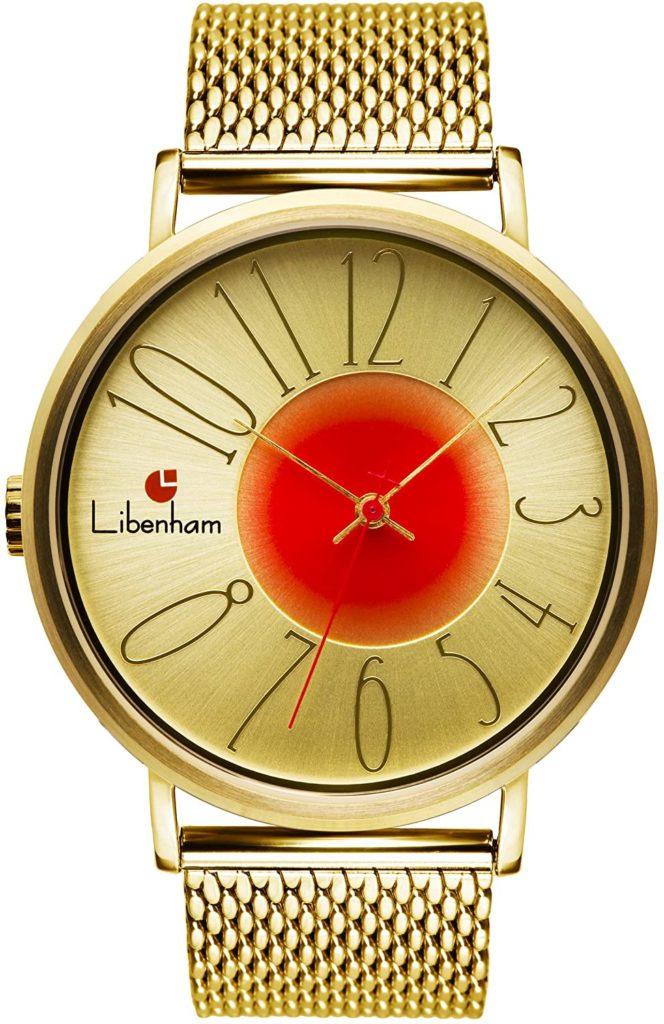 鈴木直之デザインの【Libenham 腕時計】