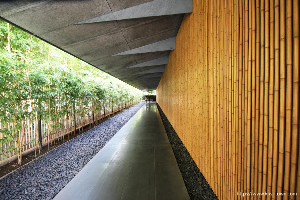 東京のおすすめ建築:根津美術館-隈研吾設計